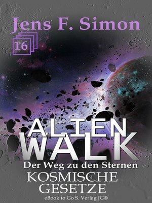 cover image of Kosmische Gesetze