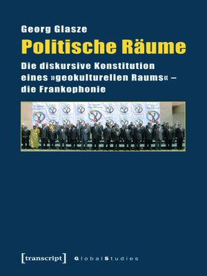 cover image of Politische Räume