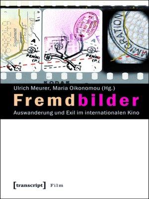 cover image of Fremdbilder