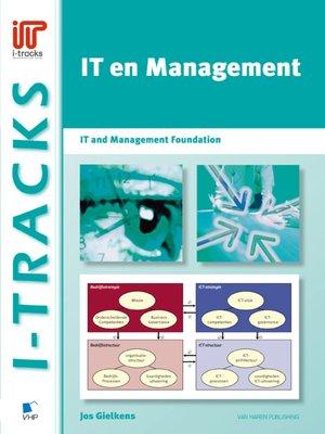 cover image of IT en Management