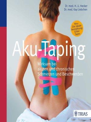 cover image of Aku-Taping