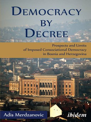 cover image of Democracy by Decree
