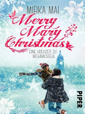 cover image of Merry Mary Christmas