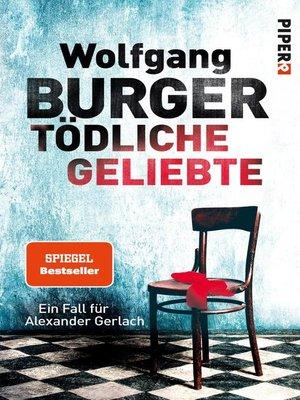 cover image of Tödliche Geliebte