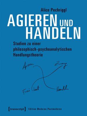 cover image of Agieren und Handeln