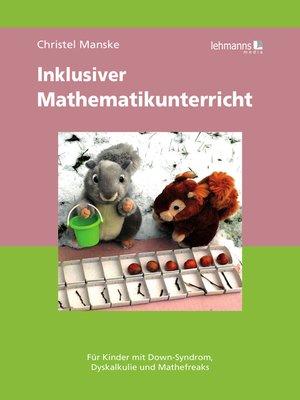 cover image of Inklusiver Mathematikunterricht