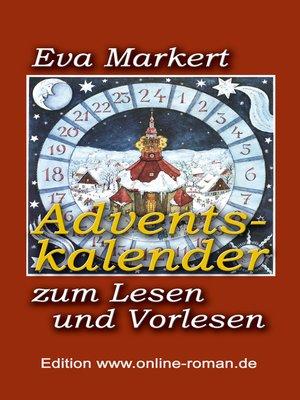 cover image of Adventskalender zum Lesen und Vorlesen