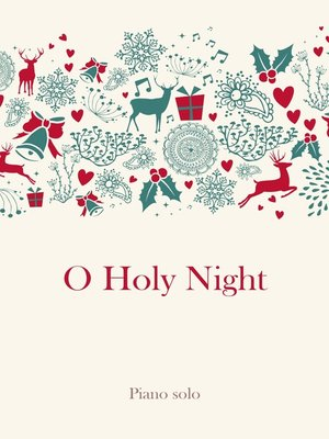 cover image of O Holy Night