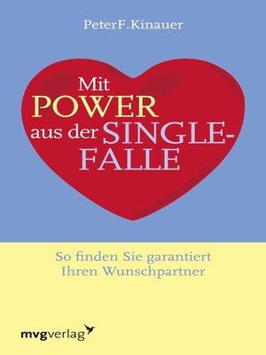 cover image of Mit Power aus der Singlefalle