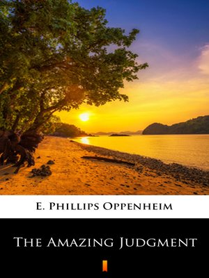 cover image of The Amazing Judgment