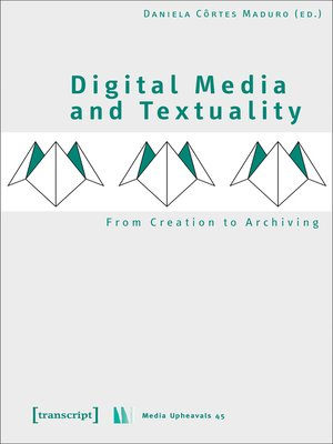 cover image of Digital Media and Textuality
