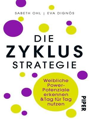 cover image of Die Zyklusstrategie