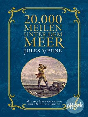 cover image of 20.000 Meilen unter dem Meer