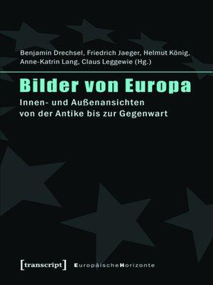 cover image of Bilder von Europa