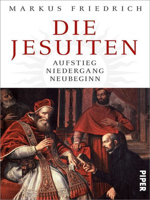 cover image of Die Jesuiten