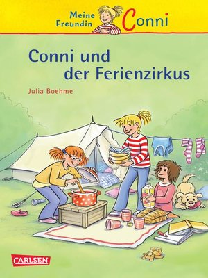 cover image of Conni-Erzählbände 19