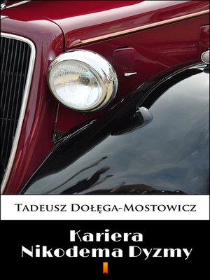 cover image of Kariera Nikodema Dyzmy