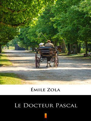cover image of Le Docteur Pascal