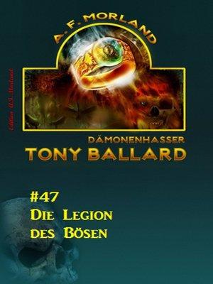 cover image of Tony Ballard #47
