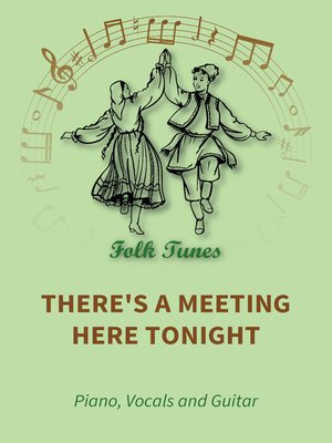 cover image of There's a meeting here tonight