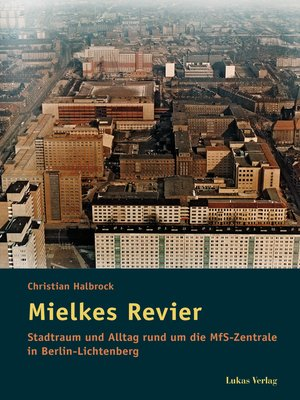 cover image of Mielkes Revier