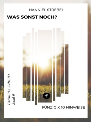 cover image of Was sonst noch?