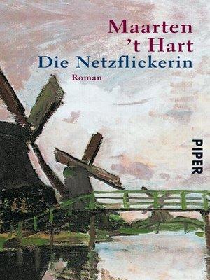 cover image of Die Netzflickerin