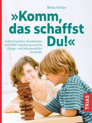 cover image of Komm, das schaffst Du!