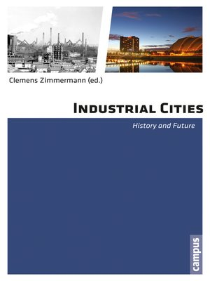 cover image of Industrial Cities
