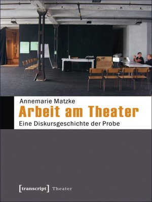 cover image of Arbeit am Theater