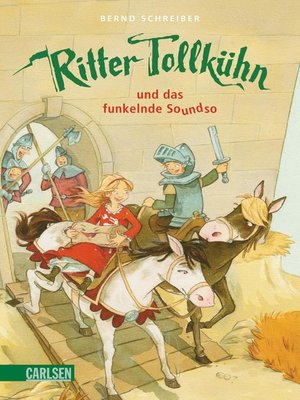 cover image of Ritter Tollkühn