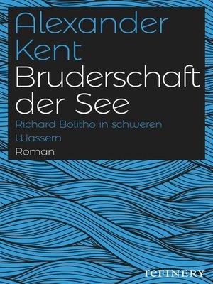 cover image of Bruderschaft der See