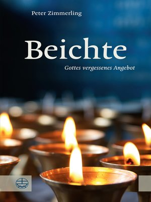cover image of Beichte