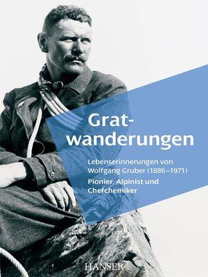cover image of Gratwanderungen