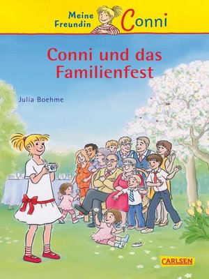 cover image of Conni-Erzählbände 25
