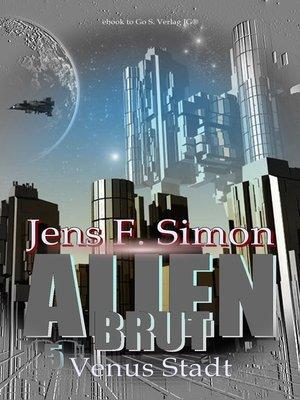 cover image of Venus Stadt (Alien Brut 5)