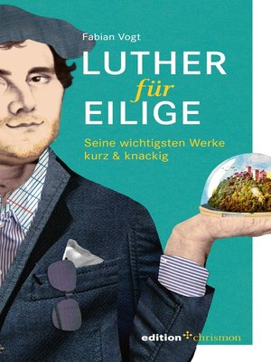 cover image of Luther für Eilige