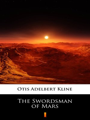 cover image of The Swordsman of Mars