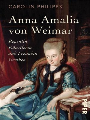 cover image of Anna Amalia von Weimar
