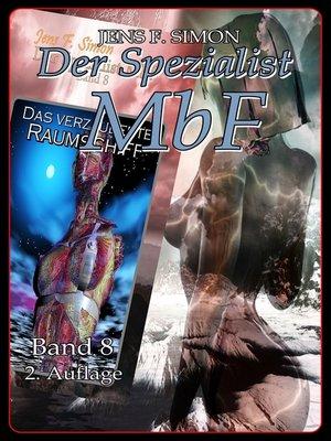 cover image of Das verzauberte Raumschiff (Der Spezialist MbF  8)