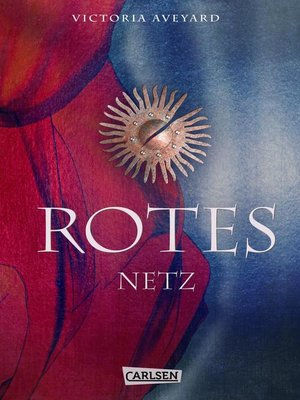 cover image of Rotes Netz (Die Farben des Blutes )