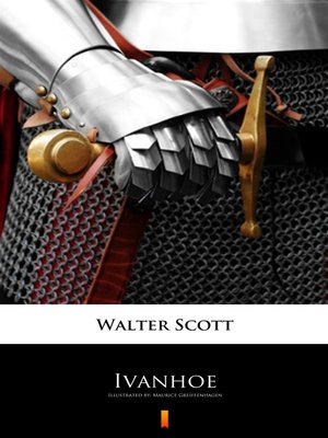 cover image of Ivanhoe. a Romance