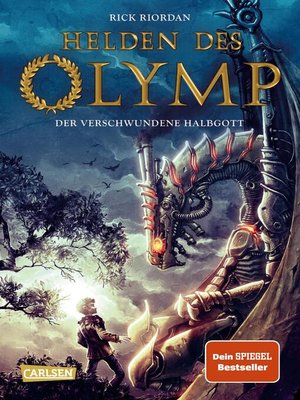 cover image of Helden des Olymp 1
