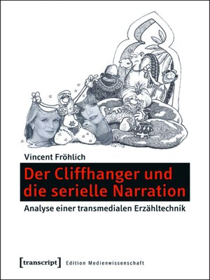 cover image of Der Cliffhanger und die serielle Narration