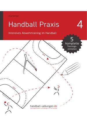 cover image of Handball Praxis 4
