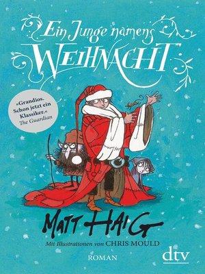 cover image of Ein Junge namens Weihnacht