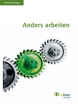 cover image of Anders Arbeiten
