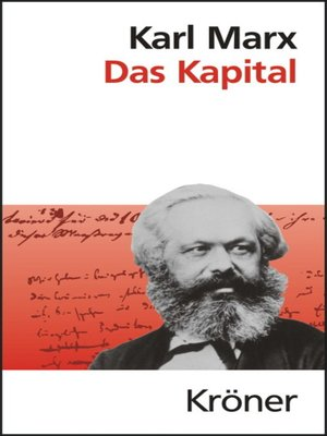 cover image of Das Kapital