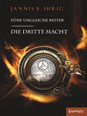 cover image of Fünf ungleiche Reiter