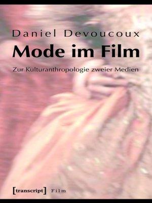 cover image of Mode im Film